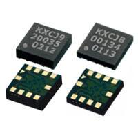 Thin Accelerometers