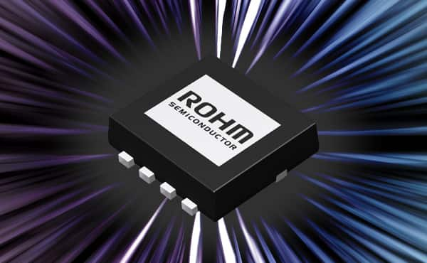 Image of ROHM's High-Efficiency SMD Series of DC-DC Converters